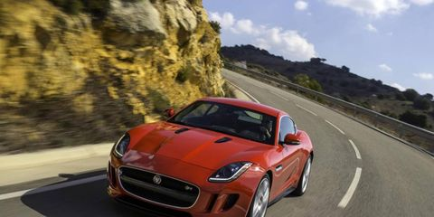 From the belt line up the Jaguar F-Type Coupe is all coupe, faster, stronger and, you could argue, better-looking than the convertible.