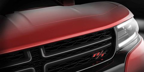 Nearly every body panel of the Charger will be restyled for the 2015 model year.