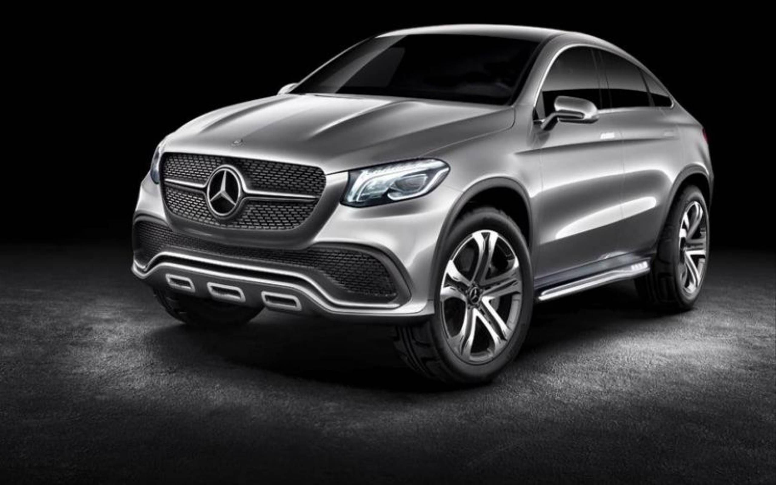 Mercedes Benz Crossovers Suvs Will All Be Renamed