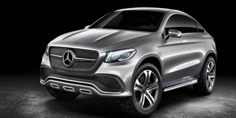 Mercedes is re-naming its entire line of SUVs and Crossovers.