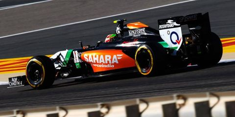 Bernie Ecclestone wants to bring some of the roar back to Formula One.