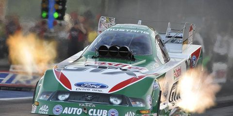 Is Ashley Hood Force coming back to the NHRA? She renewed her license over the weekend.
