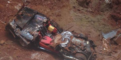 This one-off 1990 Chevrolet Corvette ZR-1 Spyder has been saved from the National Corvette Museum sinkhole.