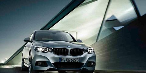 We have no idea why the 335i GT exists.