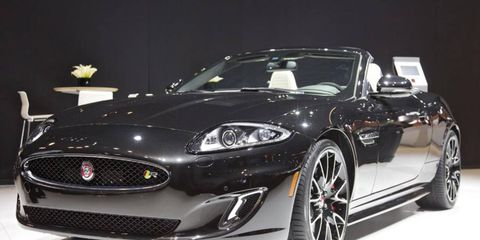 Final Fifty Limited Edition XK will be offered to U.S. customers.
