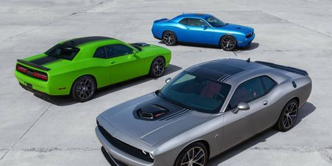 The Dodge Challenger family gets subtly aggressive updates for 2015.
