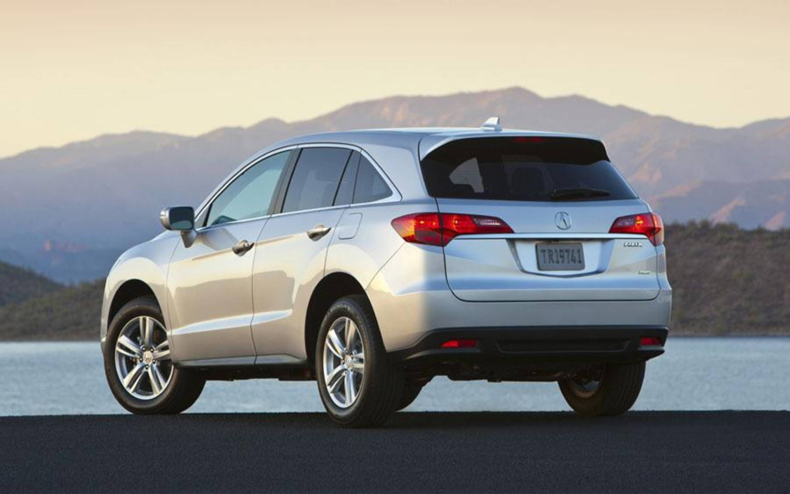 2014 Acura Rdx Tech Review Notes
