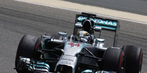 Lewis Hamilton and Mercedes have been very successful so far this Formula One season. Will Hamilton be able to tame the Chinese Grand Prix?