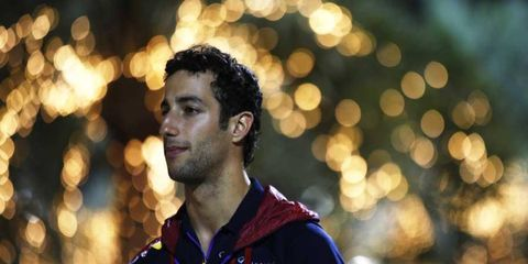 Daniel Ricciardo and the Red Bull Racing team have not gotten off to the start they were hoping for in 2014.