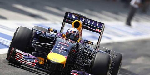 Without the points from the Australian Grand Prix, Daniel Ricciardo currently sits in tenth place in the Formula One standings.
