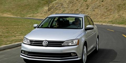 The 2015 VW Jetta sedan gets a series of subtle appearance updates, but the updated 2.0-liter turbodiesel will grab the attention of fuel-sippers everywhere.