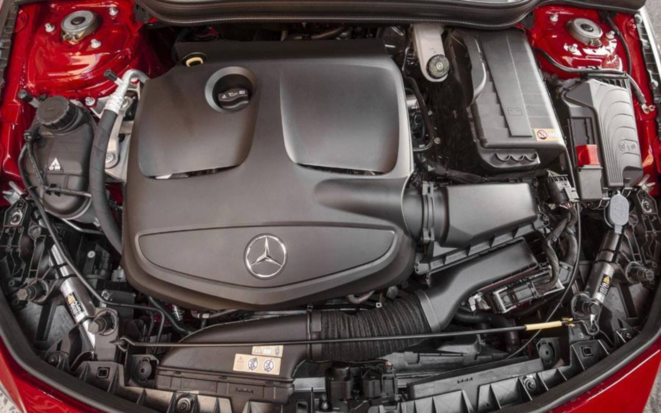 2014 Mercedes Benz Cla250 Review Notes