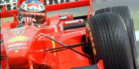 Michael Schumacher won the Argentine Grand Prix when it was last held in 1998.
