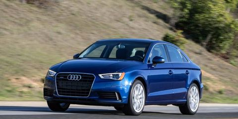 The 2015 Audi A3 won World Car of the Year.