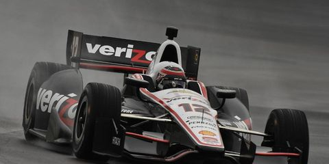 Will Power is thrilled with the Grand Prix of Indianapolis road course.