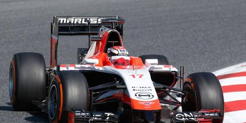 Marussia, while not in the Formula One Strategy Group, is still hoping for a seat at the table when it comes to finding ways to cut costs.