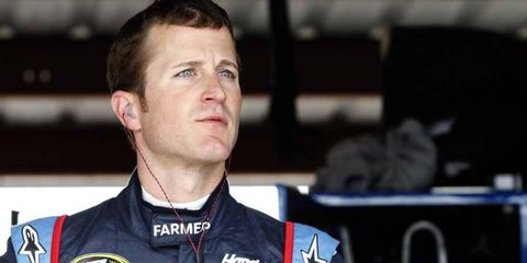 Kasey Kahne is currently 20th in the NASCAR Sprint Cup standings.