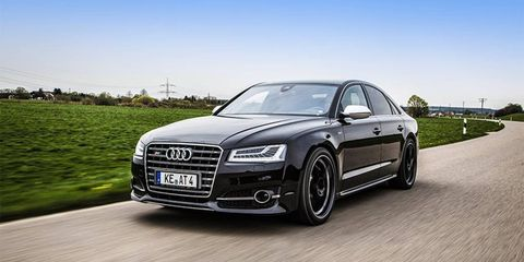 The German tuning house has used the 2015 S8 as the basis.