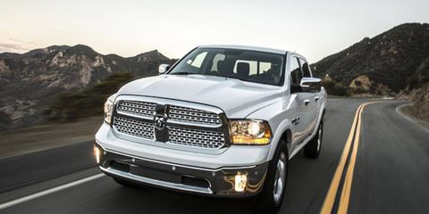 The light-duty Ram gets a minor upgrade in 2015, a major one in 2017.