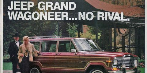 Jeep has once again signaled that a new Grand Wagoneer premium SUV is in the pipeline.