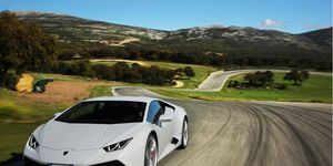 The Huracán replaces the Gallardo and does it very nicely.
