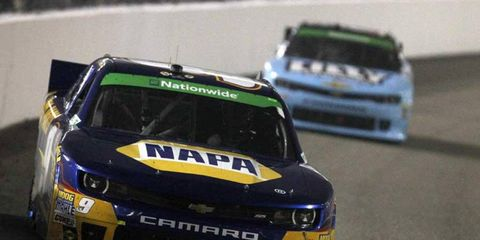 Chase Elliott has put himself in good position to win NASCAR Nationwide Series Rookie of the Year honors.