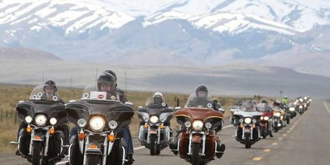 Cyclists in the 20th Kyle Petty Charity Ride are riding to support the Victory Junction Gang Camp starting May 3.