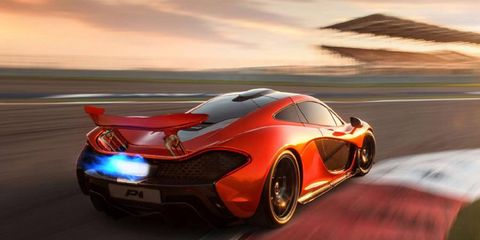 McLaren told Automotive News about its future product plans.