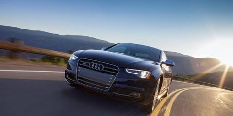 The Audi's S5 coupe is still an Autoweek favorite.