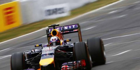 Daniel Ricciardo has impressed in his rookie campaign with the Red Bull Racing F1 team.