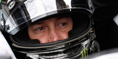 Kurt Busch will try to pull off racing's version of the Ironman Triathlon on May 26 when he tries to complete both the Indy 500 and the Coca-Cola 600.