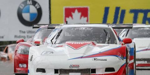 Ron Fellows won the Trans Am race by 1.892 seconds at Mosport on Saturday.