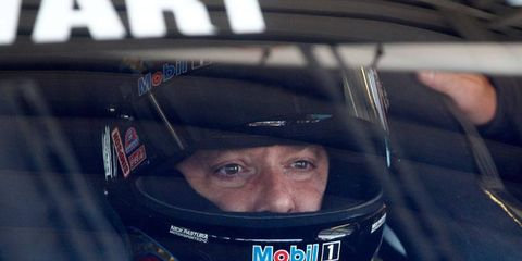 NASCAR Sprint Cup Series driver Tony Stewart joined the crowd in the twitterverse this week.