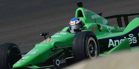 Bryan Clauson is scheduled to drive in more than 130 races throughout 2014.