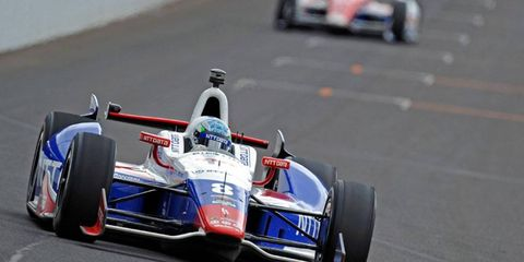 Ryan Briscoe won the pole in 2012, and he will be one of 33 drivers racing for the top qualifying spot this weekend at Indianapolis Motor Speedway.