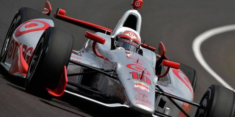 Tony Kanaan is out to defend his 2013 Indianapolis 500 win.