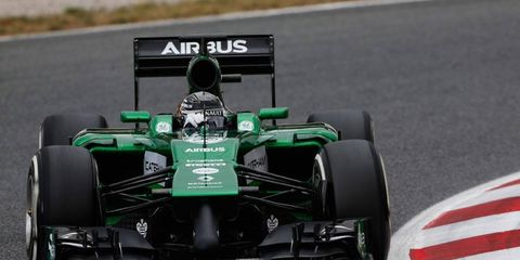 The Caterham F1 team would like to have a little more say in Formula One. Small teams, however, are rarely invited to the table in the series.