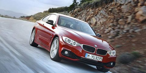 BMW's 435i is near the top of the luxury sports coupe class.