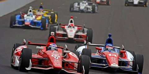 Honda and Chevrolet will again be going head to head in the Indianapolis 500.