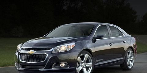 The latest round of GM recalls includes everything from the Chevrolet Malibu to the GMC Sierra pickup.