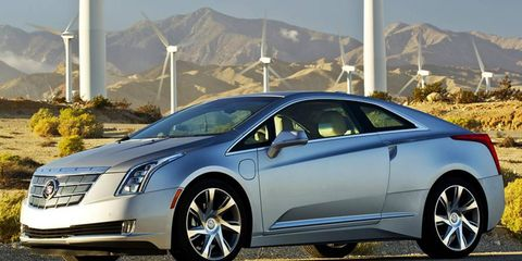 Cadillac priced the 2014 ELR at $75,995, before any tax credits.