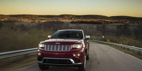Jeep's Grand Cherokee diesel is old school.