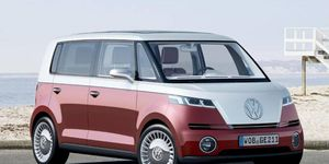 A Microbus homage vehicle was last seen in the form of the Bulli concept in Geneva in 2011.