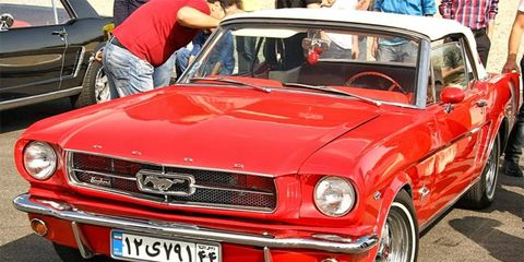 A Mustang is a Mustang in any language.