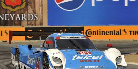 Scott Pruett says the United SportsCar Series should consider racing just one prototype class.