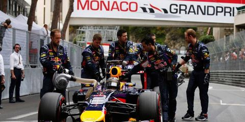 Sebastian Vettel arrived on the grid at Monaco with high hopes of turning the corner and getting back on the F1 podium.
