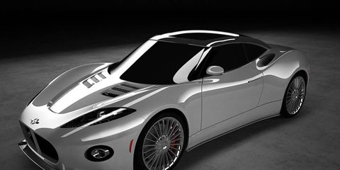 """""""Being Dutch,"""" said Muller, """"the only car brand that ever made a dent in history was Spyker."""""""