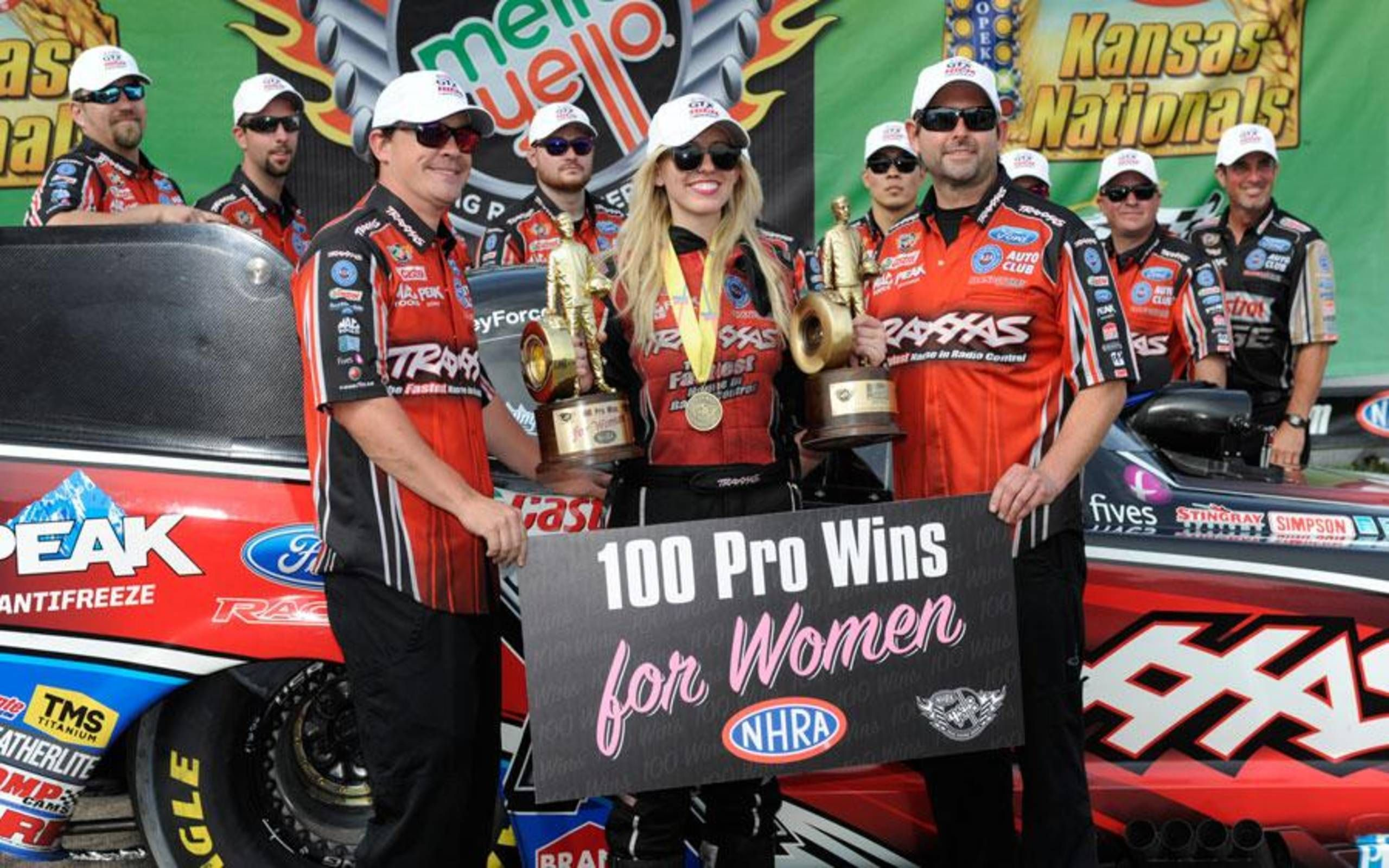 Complete List Of 100 Nhra Wins For Women