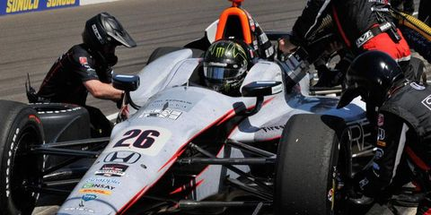 Kurt Busch is attempting to become first driver to complete both the Indianapolis 500 and the Coca-Cola 600 on the same day.