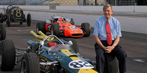 Few people in the world can rattle off Indianapolis 500 trivia like Indianapolis Motor Speedway historian Donald Davidson.